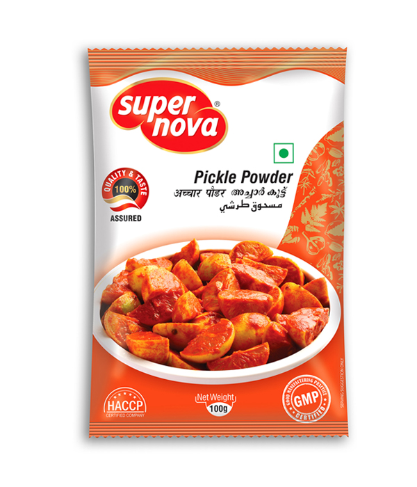 Pickle Powder India