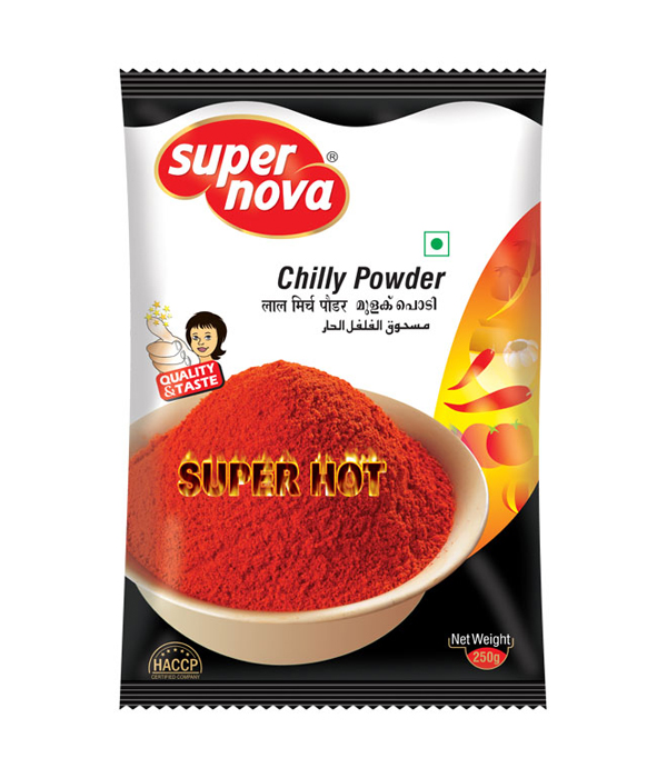Super Hot Chilly Powder India